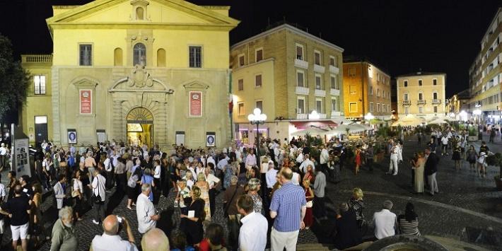 Rossiniho operný festival v Pesare