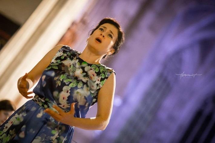 Simona Houda-Šaturová, koncert Viva Musica! festival 2015, foto: Zdenko Hanout