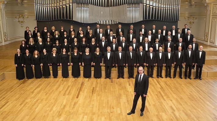 Slovenský filharmonický zbor, zbormajster: Jozef Chabroň