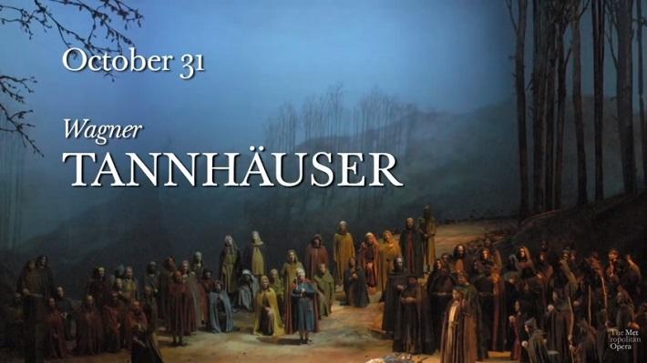 Tannhäuser, Metropolitná opera New York