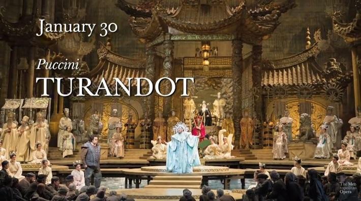 Turandot, Metropolitná opera New York