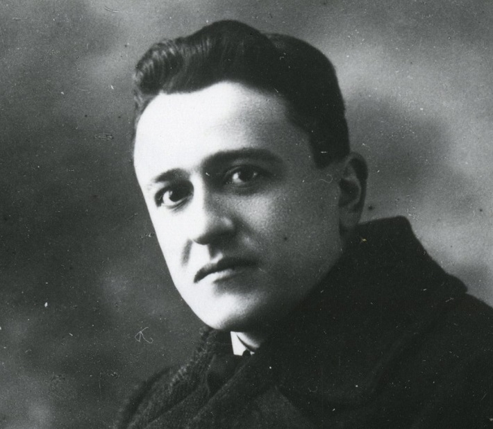 Zdeněk Knittl, (1889-1955), foto: Archív DÚ