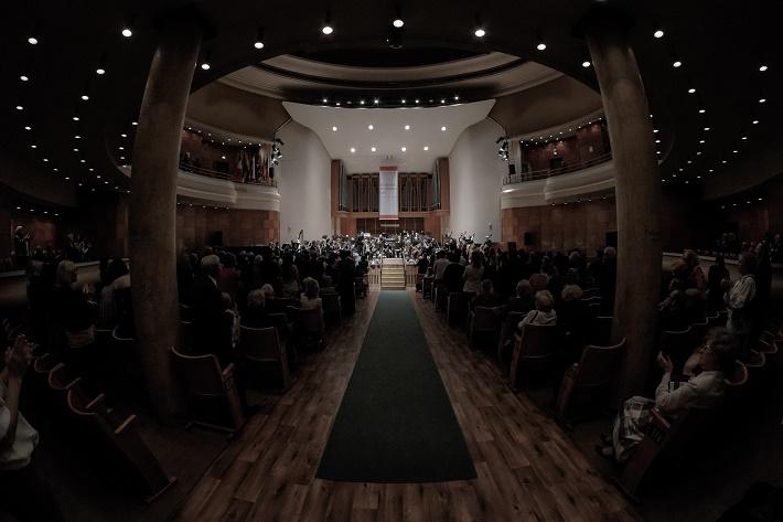 Štátna filharmónia Košice, foto: Jaroslav Ľaš