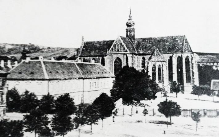 Augustiniánsky kláštor v Brne