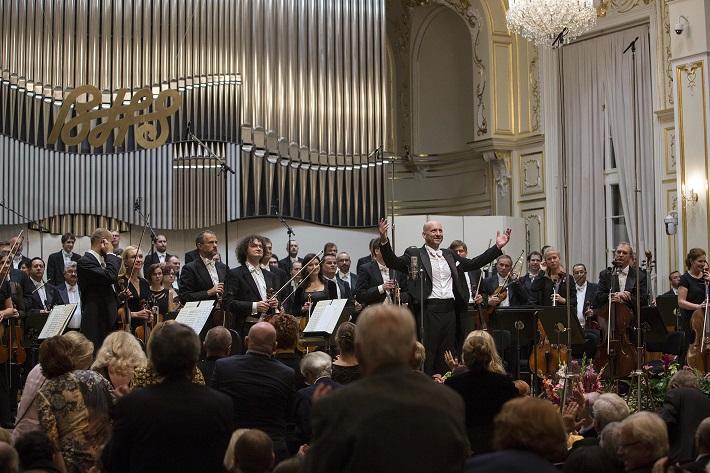BHS 2015, otvárací koncert, Emmanuel Villaume, Slovenská filharmónia, foto: Peter Brenkus