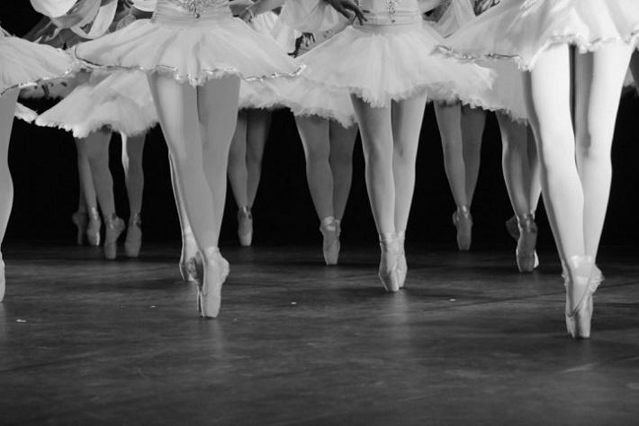 Balet, ilustračné foto