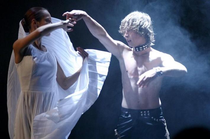 Dana Dinková: Biele peklo alebo Mne sa to stať nemôže, Štátna opera Banská Bystrica (balet), foto: ŠOBB