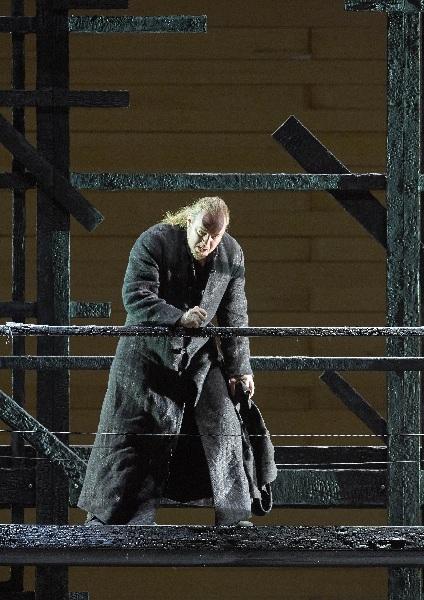 """,,Enfant terrible"""" Jevgenij Nikitin ako Šaklovitý, foto: Michael Pohn"""