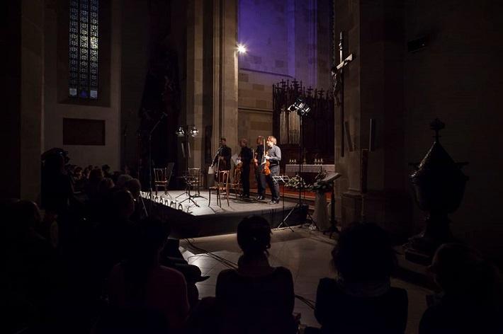 Festival komornej hudby Konvergencie 2015, Koncert v Dóme sv. Martina, foto: Konvergencie