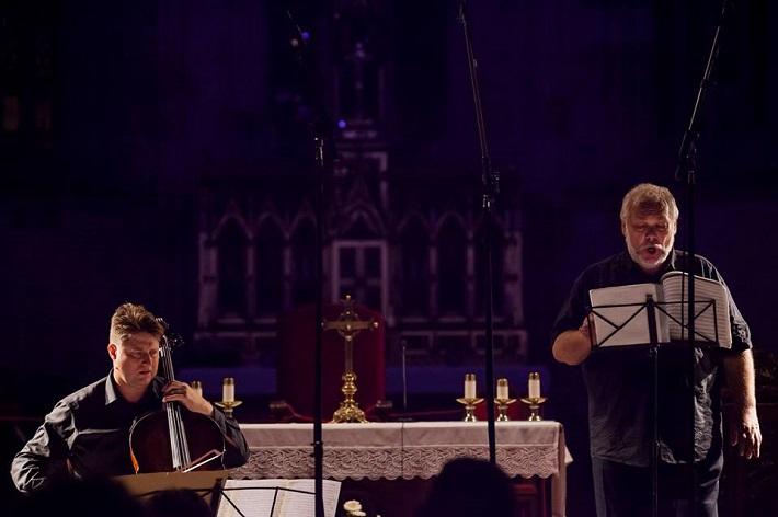 Festival komornej hudby Konvergencie 2015, Koncert v Dóme sv. Martina, Jozef Lupták, Peter Mikuláš, foto: Konvergencie