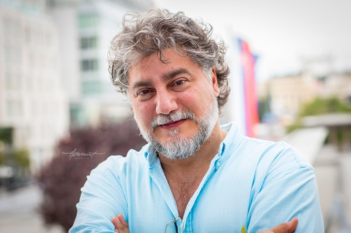 José Cura, foto: Zdenko Hanout / Opera Slovakia