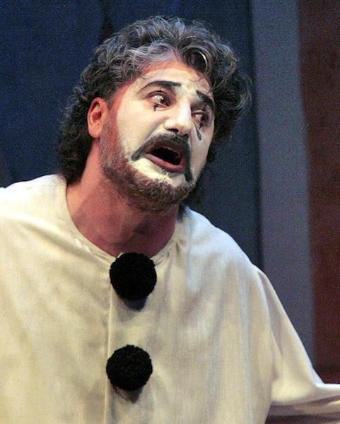 José Cura ako Canio