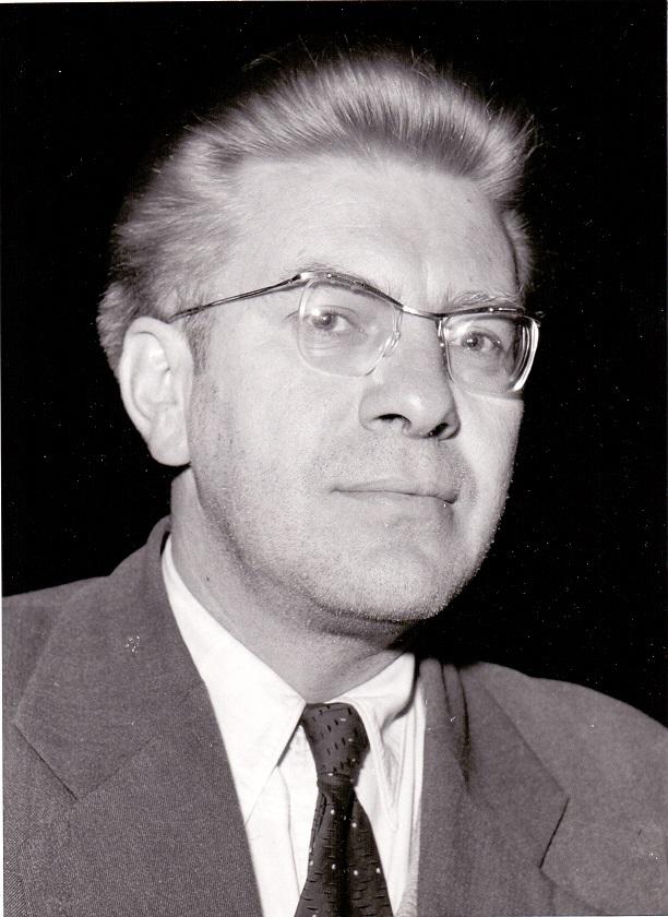 Kornel Hájek, (1920 – 1968), foto: Archív DÚ
