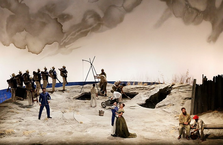 L´Inganno Felice, Rossiniho operný festival, Pesaro 2015, foto: ROF