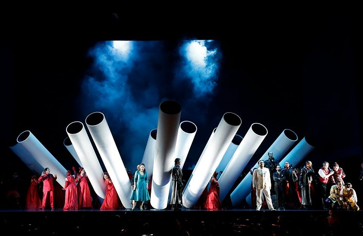 La gazza ladra, Rossiniho operný festival, Pesaro 2015, foto: ROF