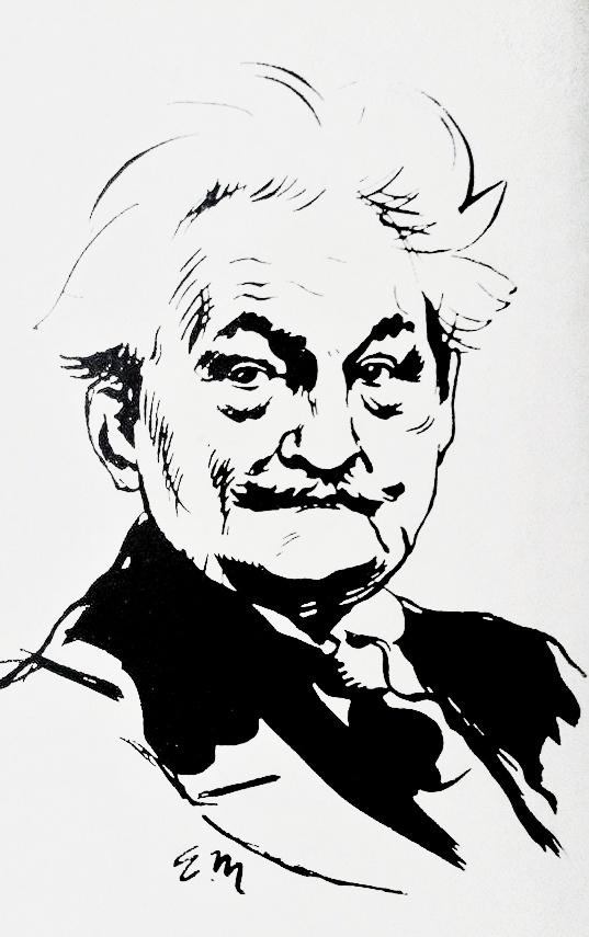 Leoš Janáček, (1854 - 1928)