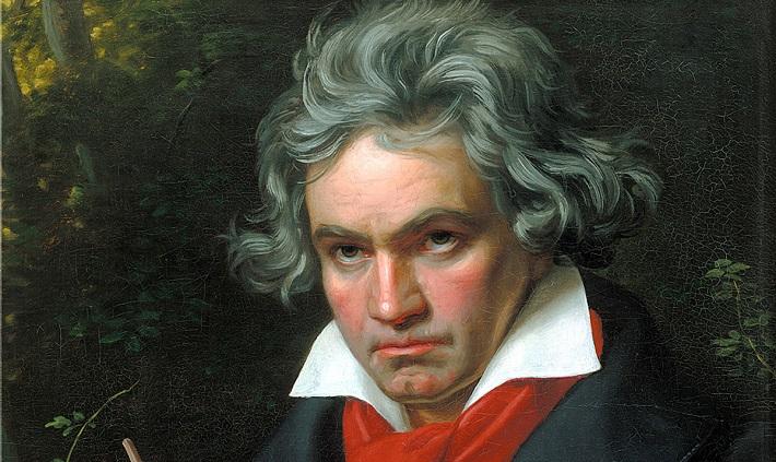 Ludwig van Beethoven, (1770-1827)