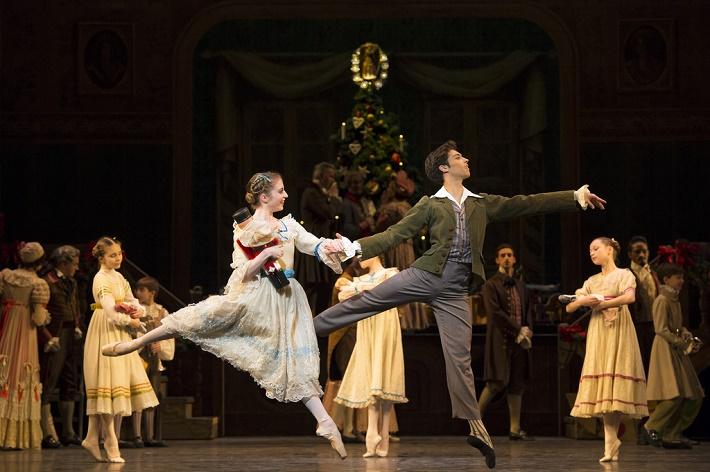 P. I. Čajkovskij, Luskáčik, Royal Opera House, foto: Bill Cooper