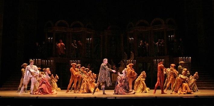 4bedd429f Prokofievov balet Romeo a Júlia naživo z Royal Opera House v kinách ...