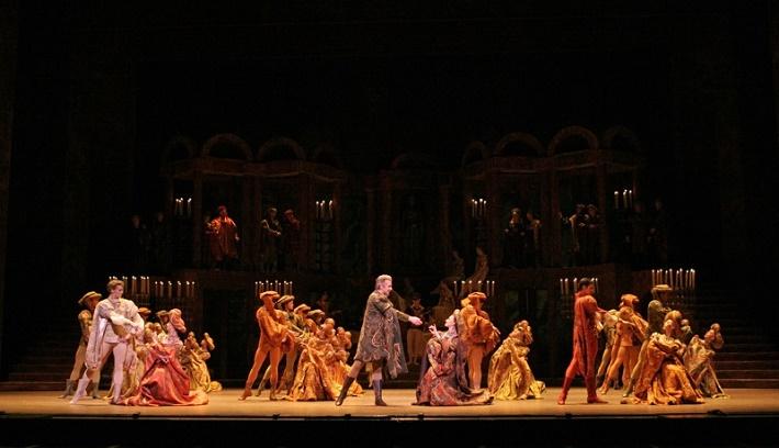 Romeo a Julia, Balet Royal Opera House, foto: Dee Conway / ROH