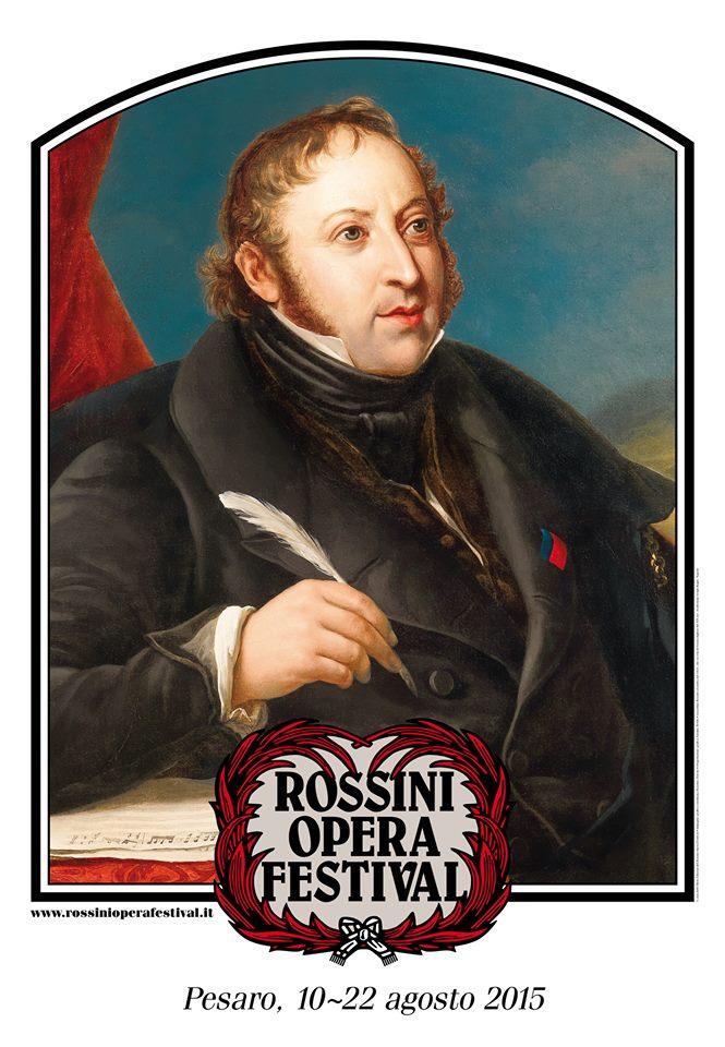 Rossiniho operný festival, Pesaro 2015