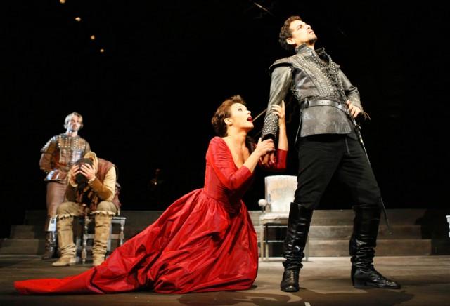 Rossiniho operný festival v Pesare, G. Rossini: Matilde di Shabran, Oľga Peretyatko, Juan Diego Flórez, foto: ROF