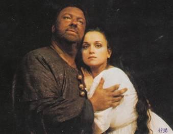 Rossiniho operný festival v Pesare, G. Rossini: Otello, Cecilia Gasdia, Chris Merritt, foto: ROF