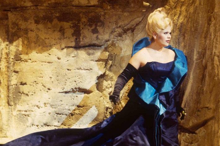 Rossiniho operný festival v Pesare, G. Rossini: Armida, Renée Fleming, foto: ROF