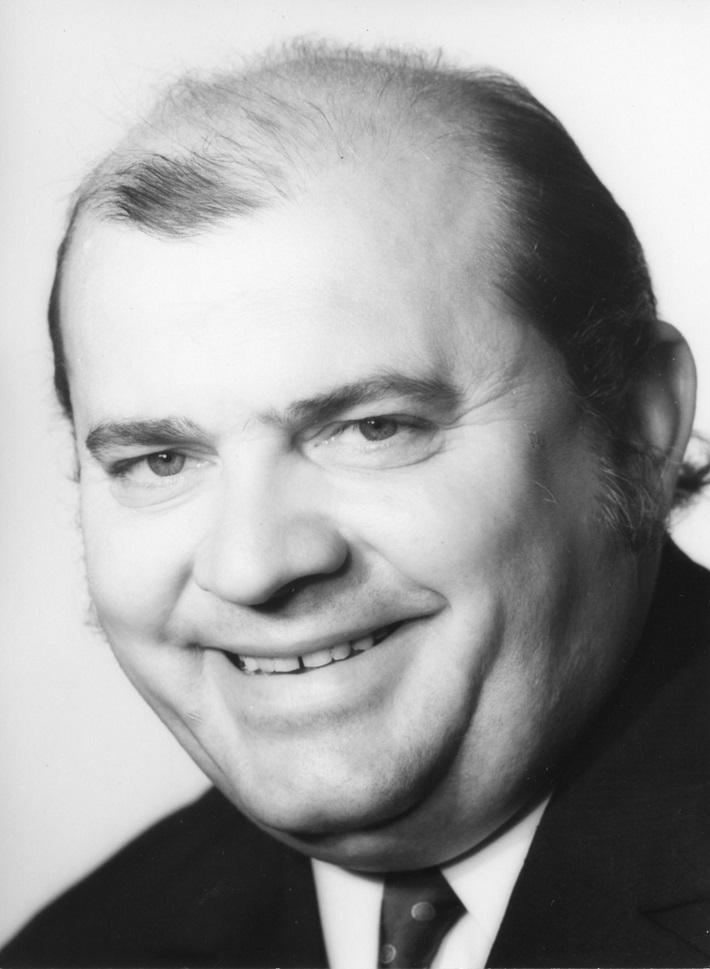 Štefan Janči, (1930 – 1994), foto: Magdaléna Robinsonová, Archív SND