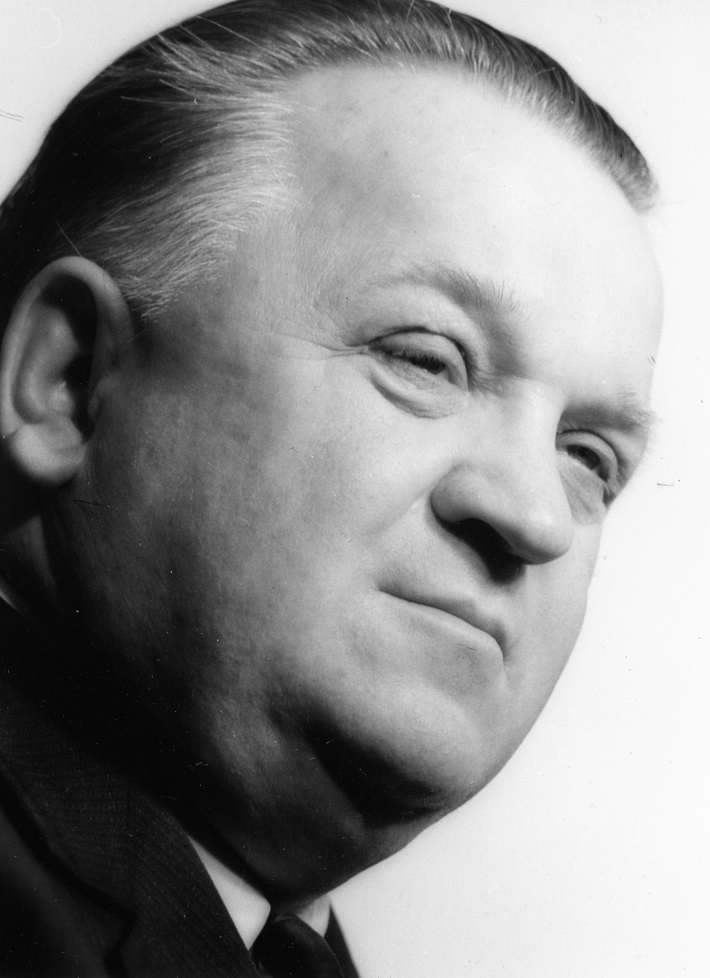 Alexander Baránek, (1915 – 1994), foto: Magdaléna Robinsonová, Archív SND