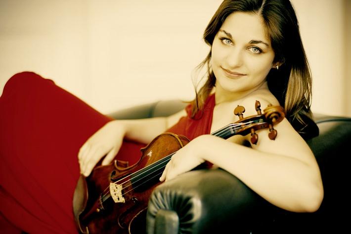 Alexandra Soumm, foto: Balazs Borocz