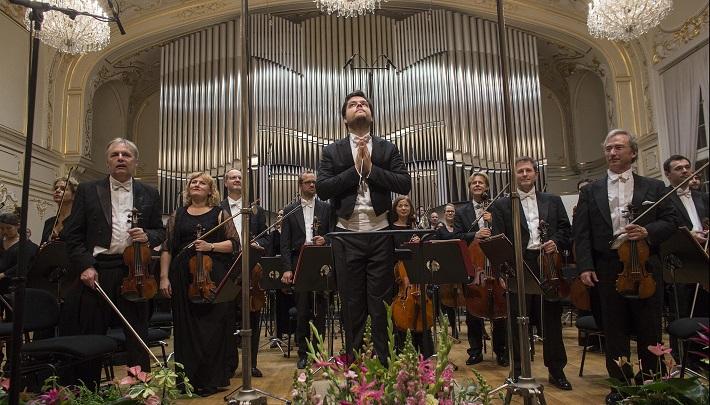 BHS 2015 - NDR Sinfonieorchester Hamburg, Juraj Valčuha, foto: Peter Brenku