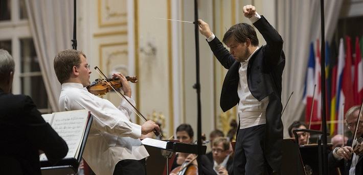 BHS 2015 - NDR Sinfonieorchester Hamburg, Valeriy Sokolov, Juraj Valčuha, foto: Peter Brenkus
