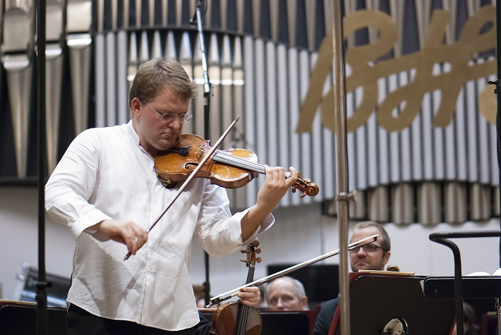 BHS 2015 - NDR Sinfonieorchester Hamburg, Valeriy Sokolov, foto: Alexander Trizuljak