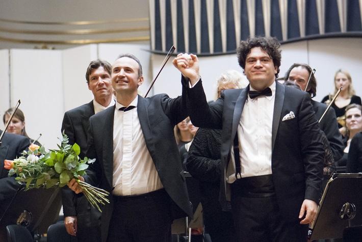 BHS 2015, Rotterdam Philharmonic, Cristian Macelaru, Simon Trpćeski, foto: Alexander Trizuljak