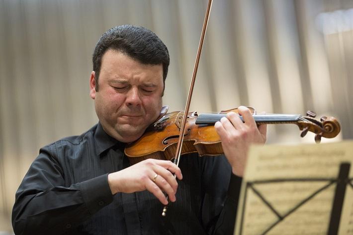 BHS 2015, Vadim Gluzman, foto: Peter Brenkus