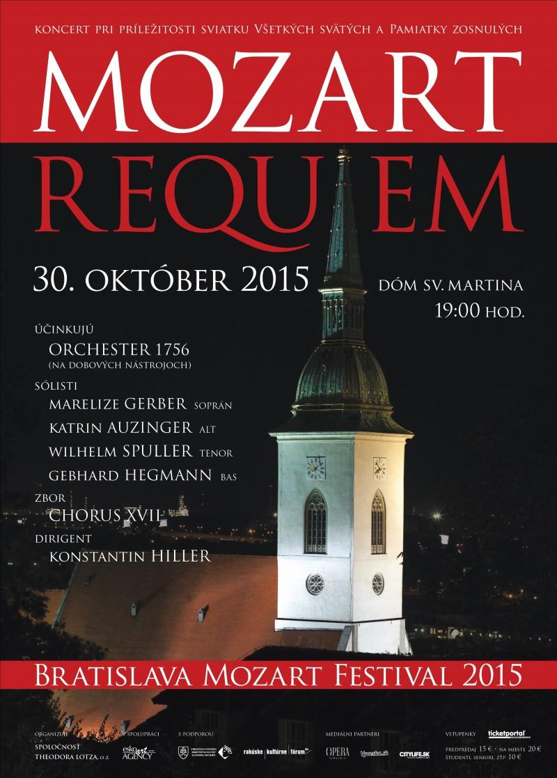 Bratislava Mozart festival 2015