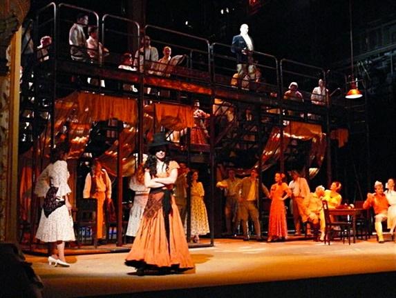 Georges Bizet, Carmen, Opera SND, foto: Alena Klenková