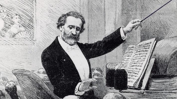 Giuseppe Verdi, (1813-1901)