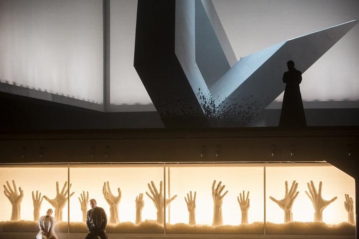 Giuseppe Verdi: Otello, Štátna opera Budapešť, foto: Štátna opera Budapešť