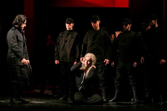 Giuseppe Verdi: Trubadúr, Opera ŠD Košice, 2015 foto: ŠDKE