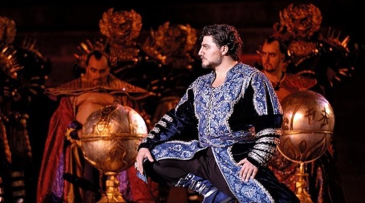 Jose Cura ako Calaf, Arena di Verona 2005