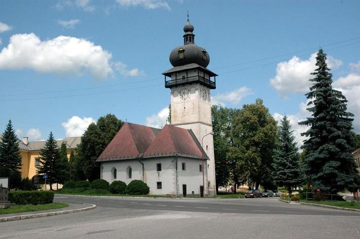 Kostol, Spišské Vlachy