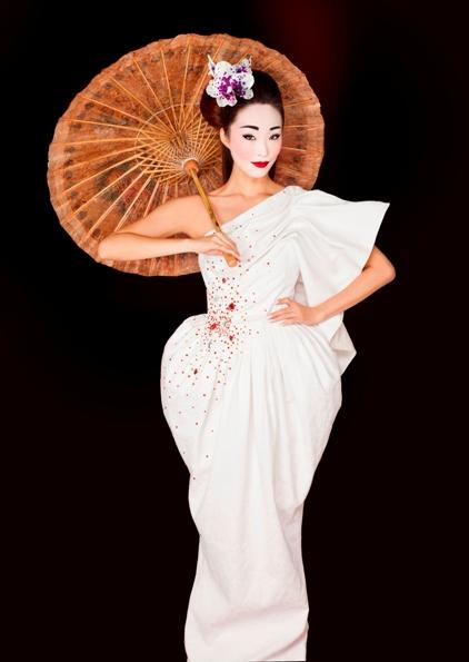 Madama Butterfly v prevedení Izraelskej opery v Tel Avive.
