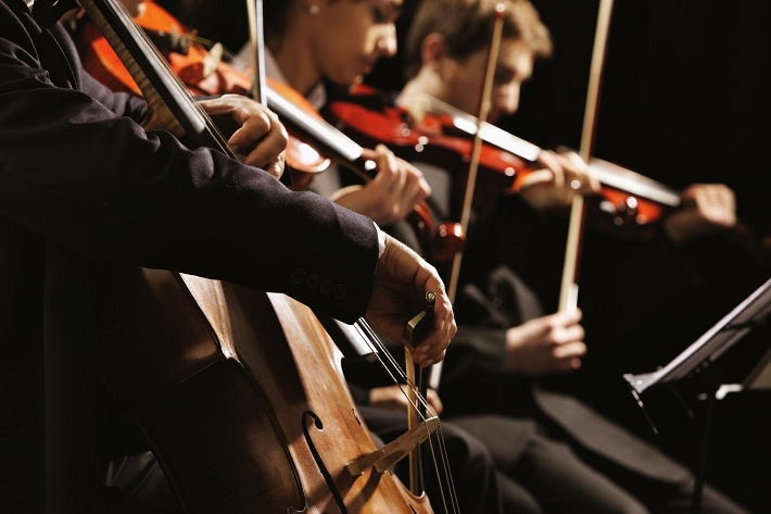 Orchester, ilustačné foto