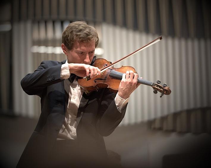 Otvárací koncert Slovenskej filharmónie, 2015, Josef Špaček, foto: Ján Lukáš