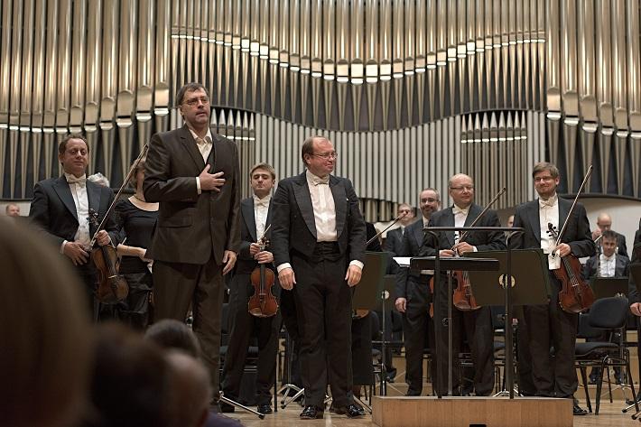 Otvárací koncert Slovenskej filharmónie, 2015, Anton Steinecker, Leoš Svárovský, foto: Ján Lukáš