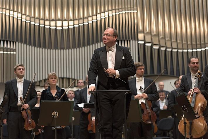Otvárací koncert Slovenskej filharmónie, 2015, Leoš Svárovský, foto: Ján Lukáš