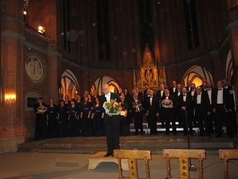 Slovenský filharmonický zbor v Berlíne.