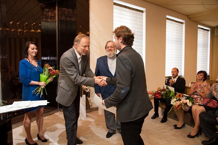 Udeľovanie cien Hudobného fondu 2015, foto: Jena Šimková